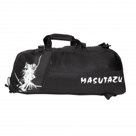 Černá sportovní taška MASUTAZU - objem 40 l