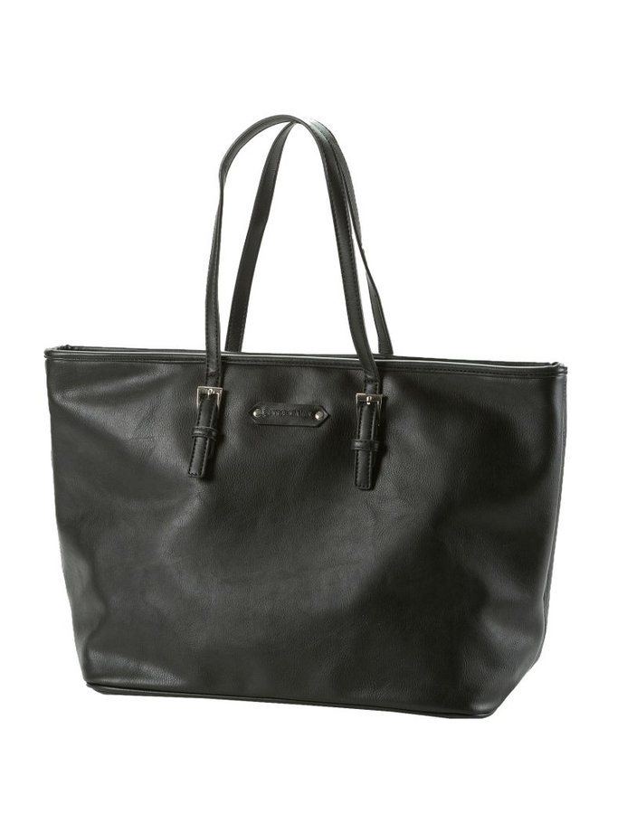 Kabelka - Meatfly Niko Ladies Bag A - Black Velikost: JEDNOTNÁ VELIKOST