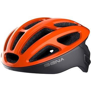 Černá cyklistická helma MET - velikost M