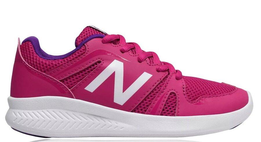 Růžové dívčí tenisky New Balance - velikost 32 EU