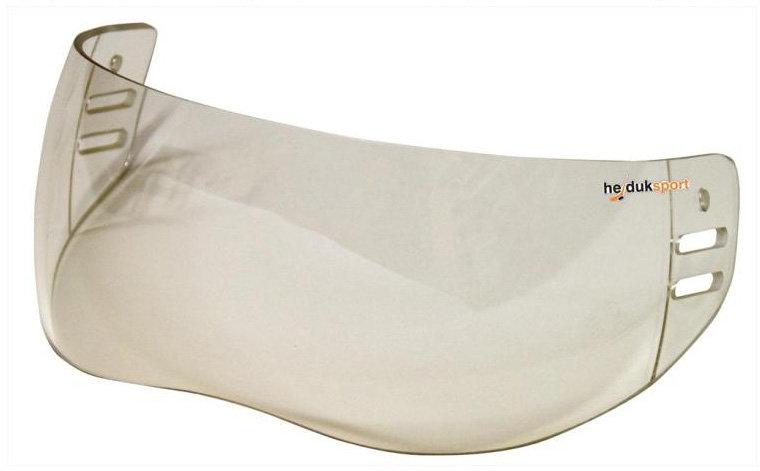 Plexi na hokejovou helmu - Hejduk MH 800 Pro line plexi čirá