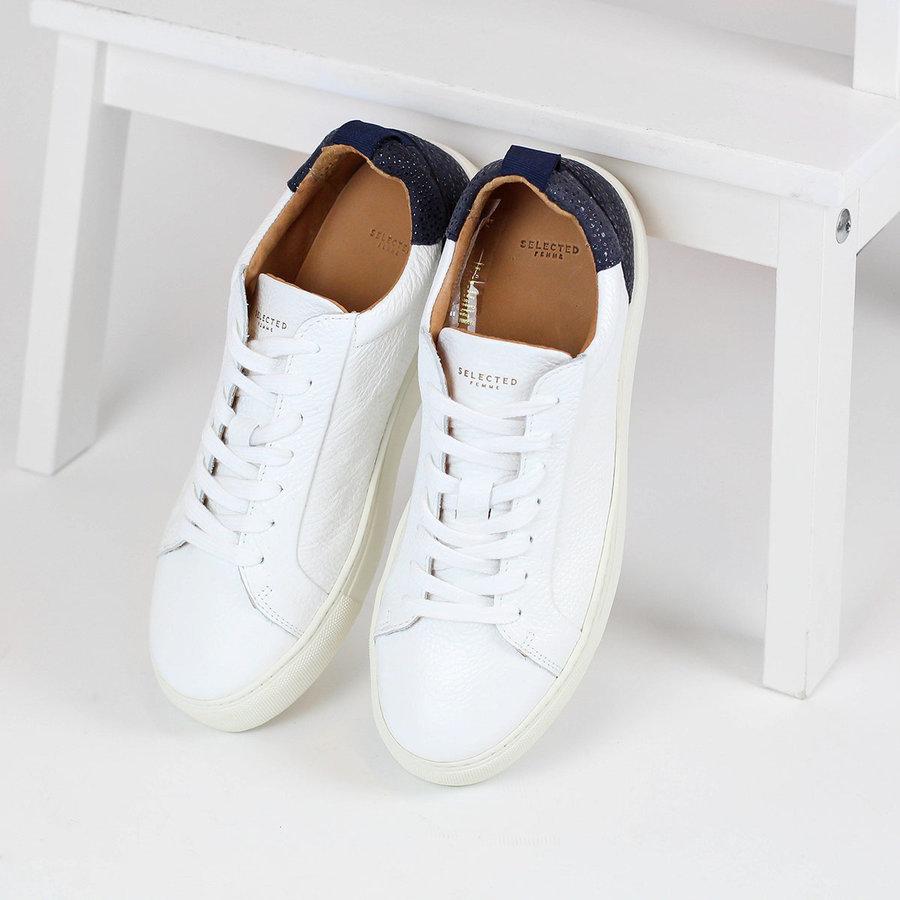 Bílé dámské tenisky Selected Femme - velikost 40 EU