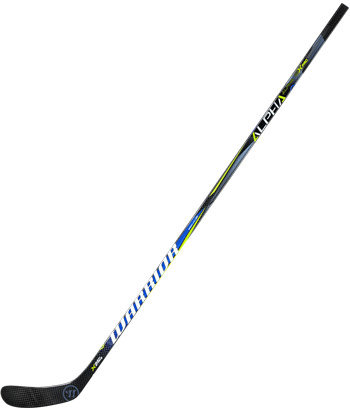 Hokejka - Hokejka Warrior Alpha QX PRO Grip SR W03 Backstrom levá ruka dole flex 85