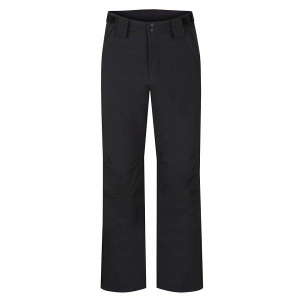Černé softshellové pánské kalhoty Loap - velikost XL