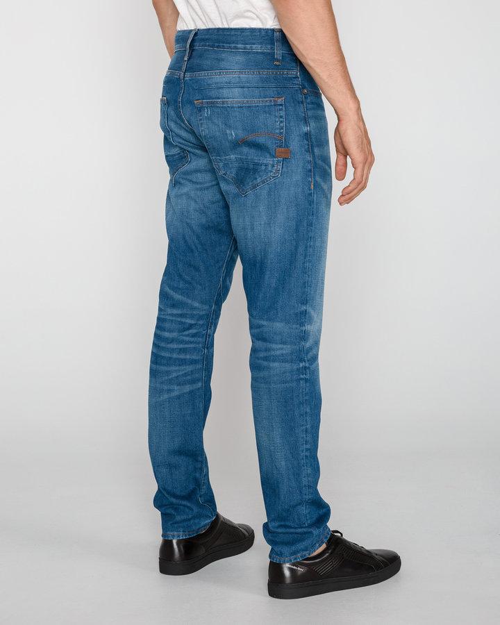 Modré pánské džíny G-Star RAW - velikost 32