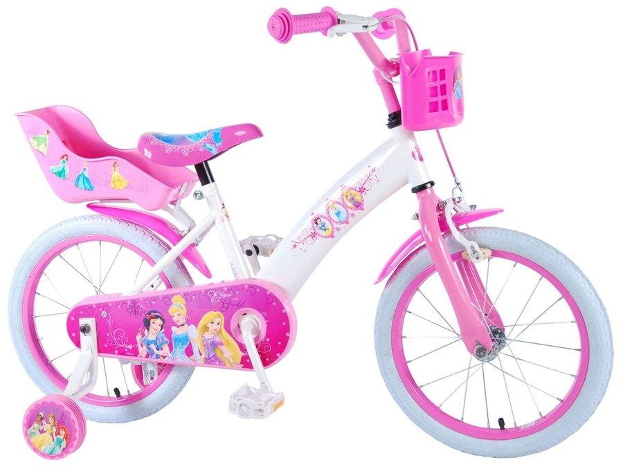 """Kolo - VOLARE - Dětské kolo, Disney Princess 16 """""""