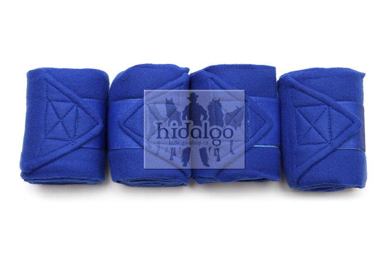 Bandáže pro koně - Bandáže HKM Barevná varianta: Královská modrá