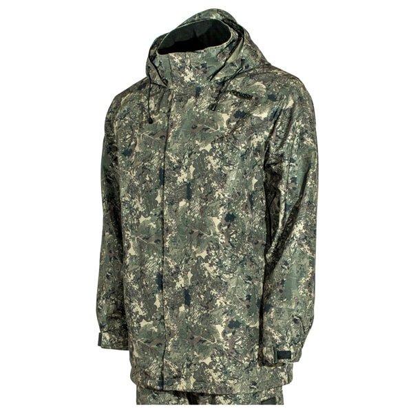 Zelená rybářská bunda Nash