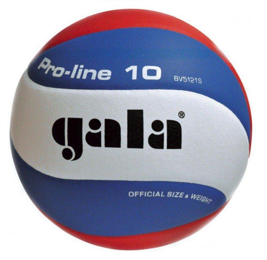 Různobarevný volejbalový míč BV5121S, Gala - velikost 5
