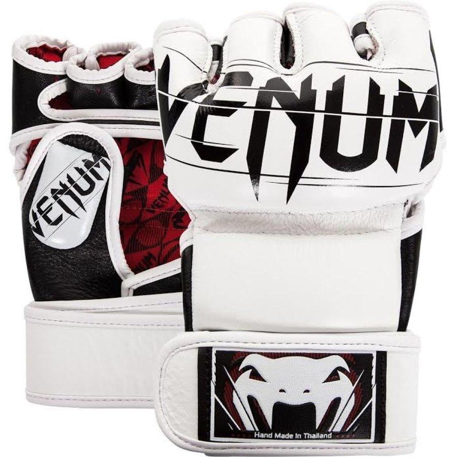 Bílé MMA rukavice Venum