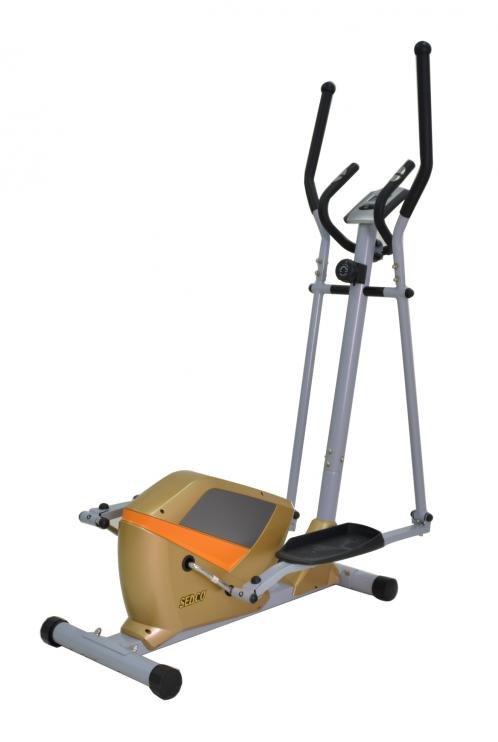 Magnetický eliptický trenažér Pro Home 437E, Sedco - nosnost 110 kg