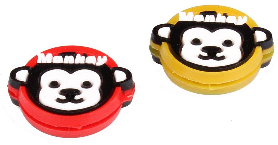 Vibrastop - Merco Monkey žlutá