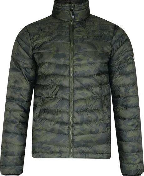 Zelená zimní pánská bunda Dare 2b - velikost S