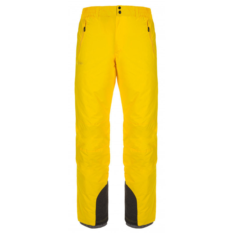 Žluté pánské lyžařské kalhoty Kilpi