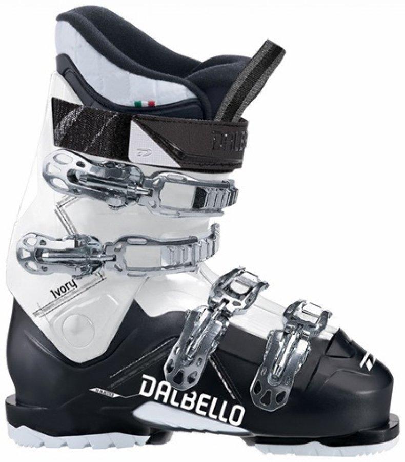 Dámské lyžařské boty Dalbello - velikost vnitřní stélky 23,5 cm