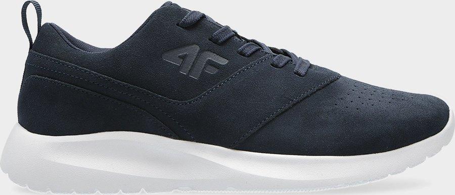 Modré dámské tenisky 4F