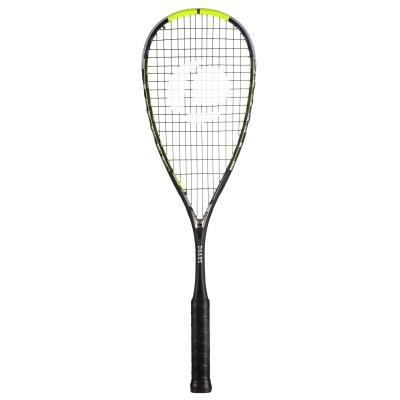 Žlutá raketa na squash Sr990, Opfeel