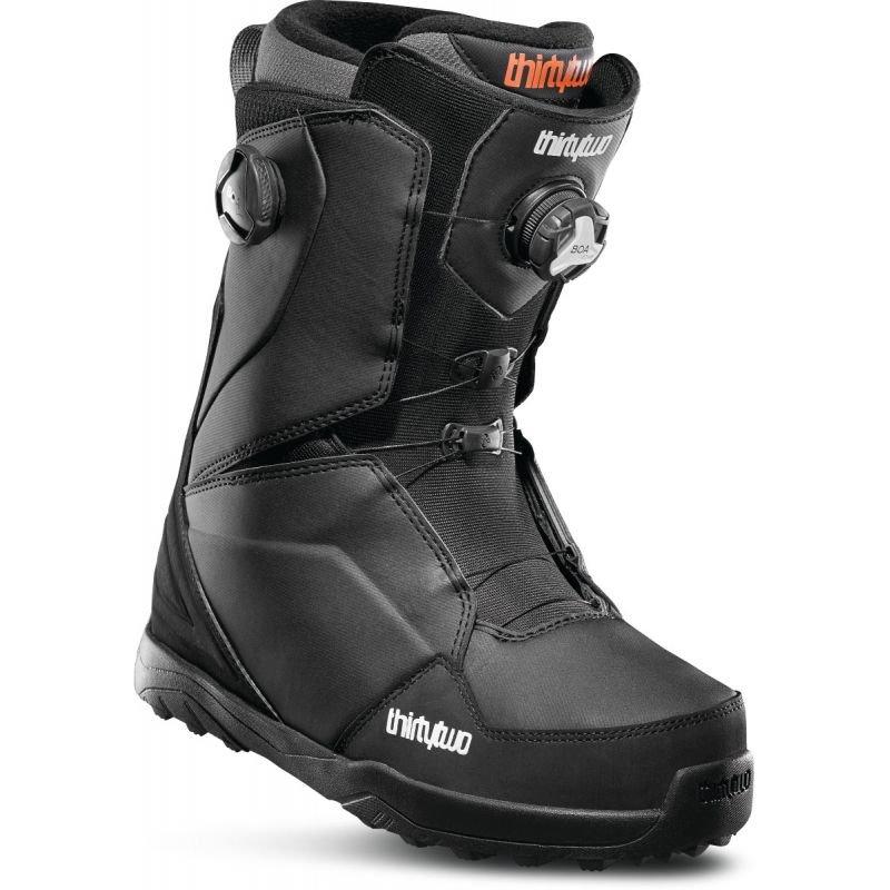 Černé pánské boty na snowboard ThirtyTwo