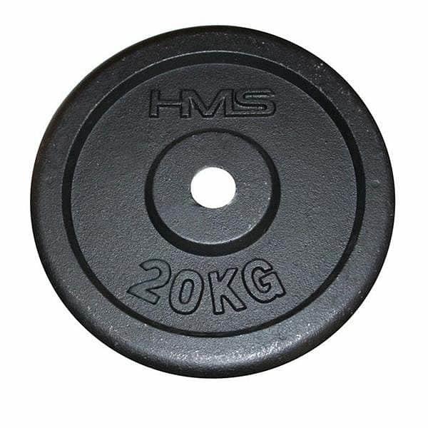 Kotouč na činky HMS - 20 kg