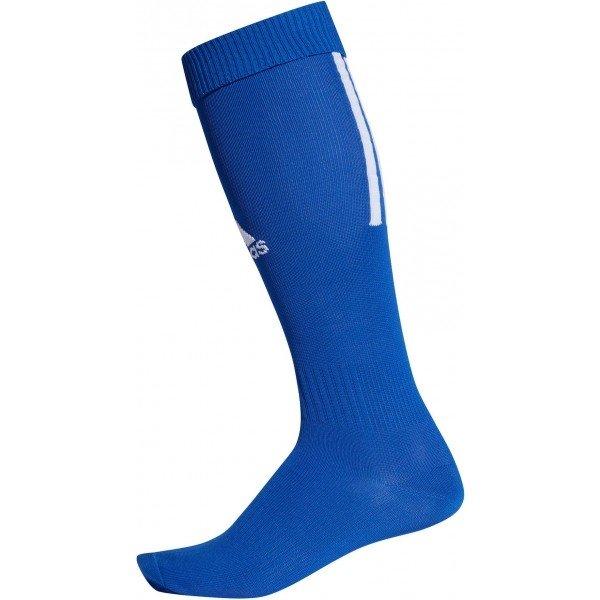 Modré pánské fotbalové štulpny Adidas