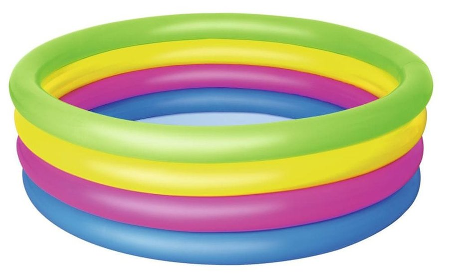 Dětský nadzemní kruhový bazén Bestway - průměr 157 cm a výška 46 cm