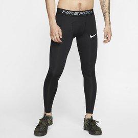 Černé pánské legíny Nike