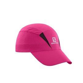 Růžová dámská kšiltovka Salomon - velikost L-XL