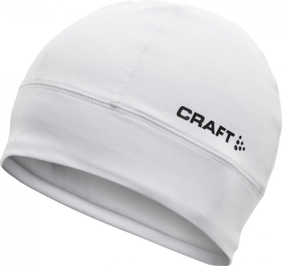 Šedá běžecká čepice Light Thermal, Craft - velikost L-XL