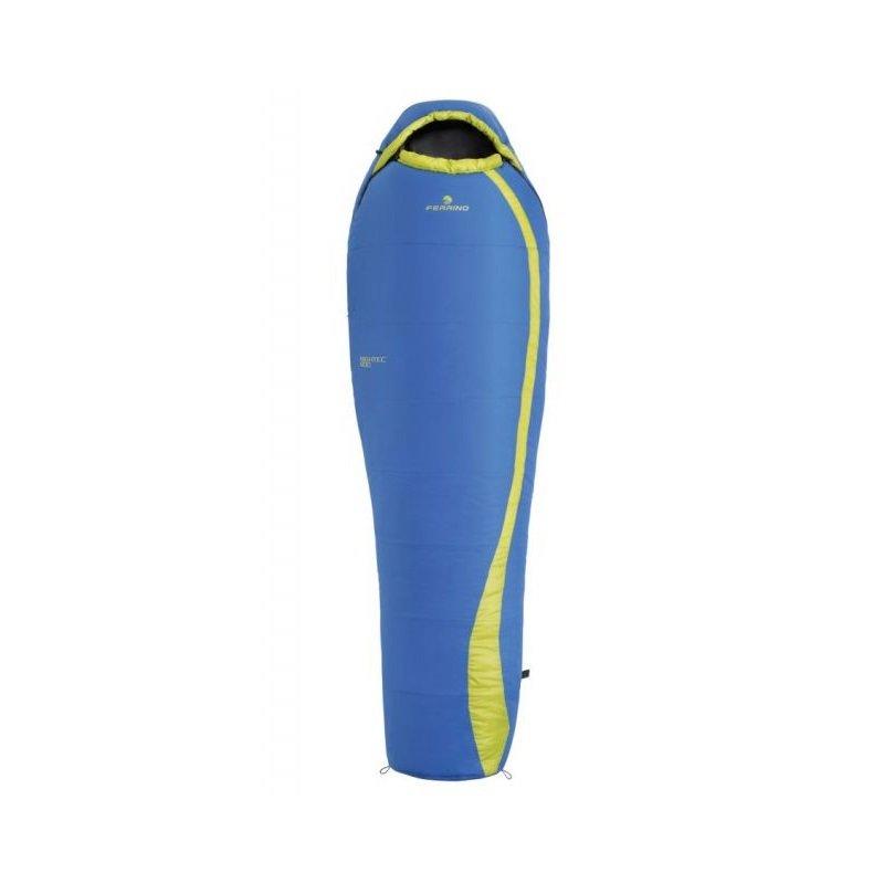 Modrý spací pytel Ferrino - délka 220 cm