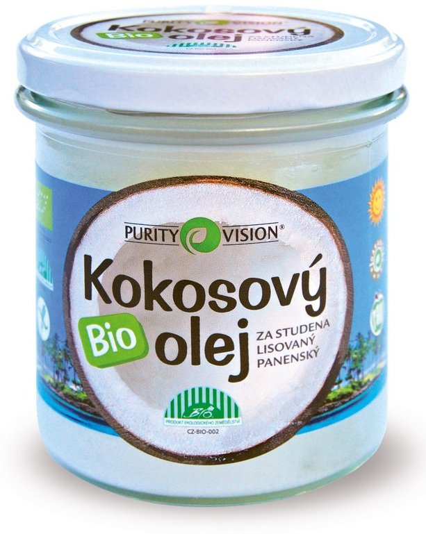 Olej Purity Vision - objem 300 ml