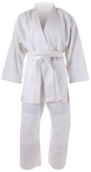 Bílé kimono na judo Merco
