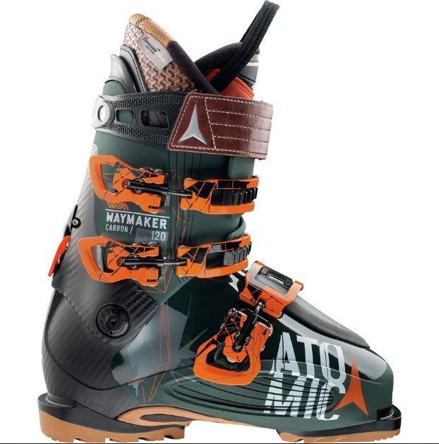 Dámské lyžařské boty Atomic - velikost vnitřní stélky 28 cm