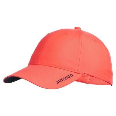 Růžová tenisová kšiltovka Artengo