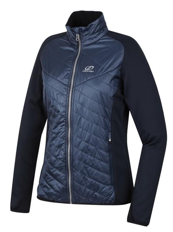 Modrá dámská lyžařská bunda Hannah - velikost 36