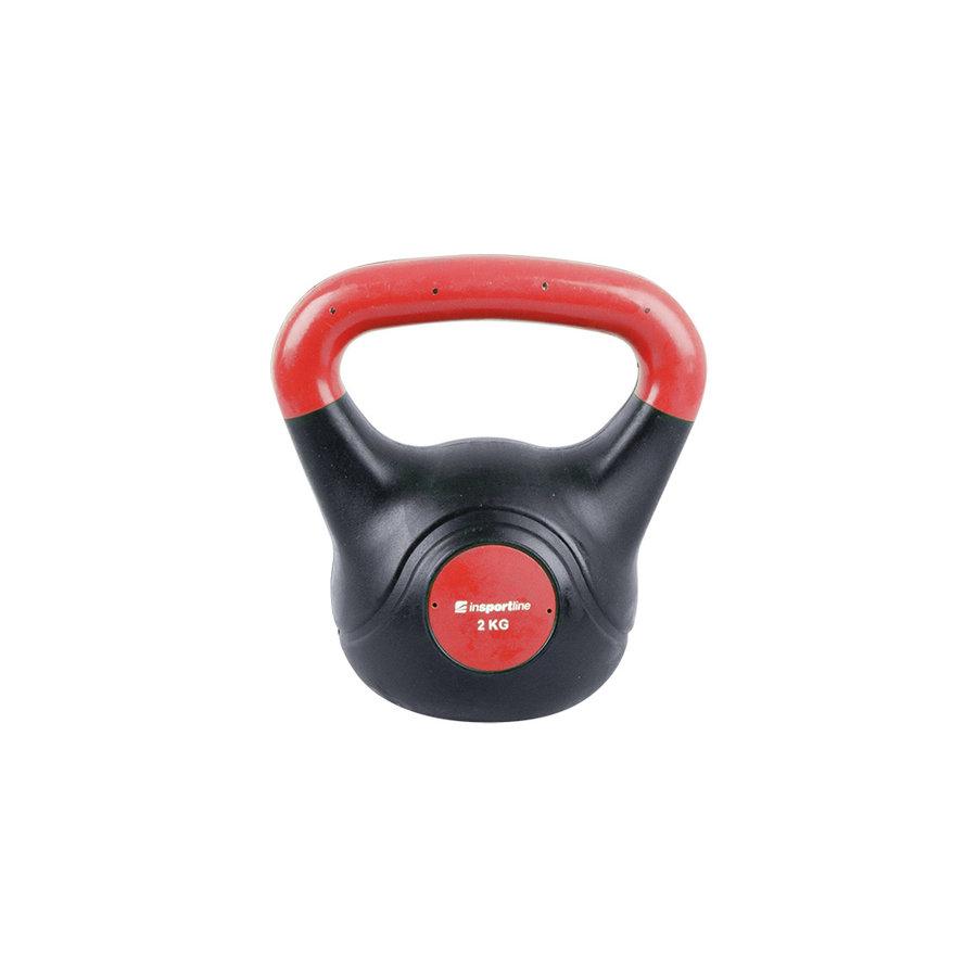 Kettlebell inSPORTline - 2 kg