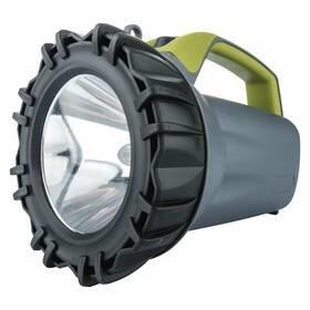Šedo-zelená svítilna CREE LED, EMOS