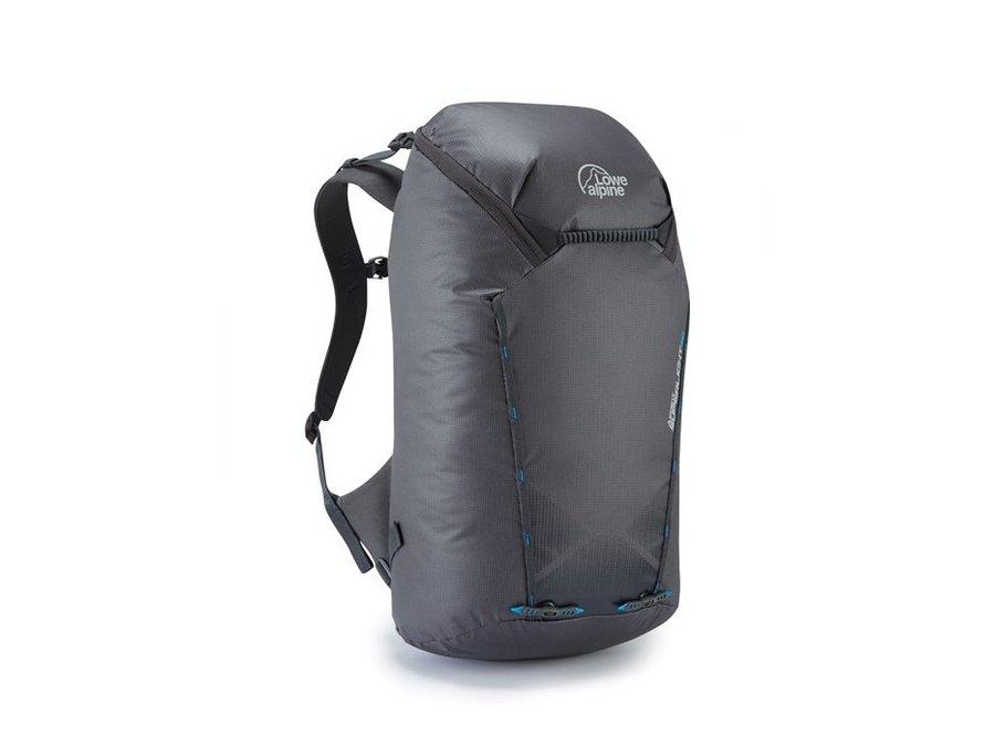 Šedý horolezecký batoh Lowe Alpine - objem 30 l