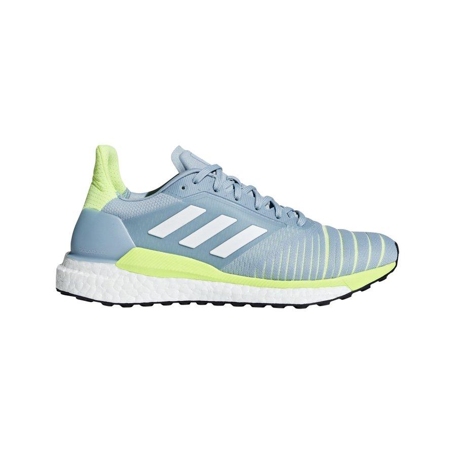 Modré dámské běžecké boty Adidas - velikost 37 EU