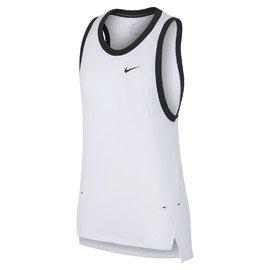 Bílé dámské tílko Nike