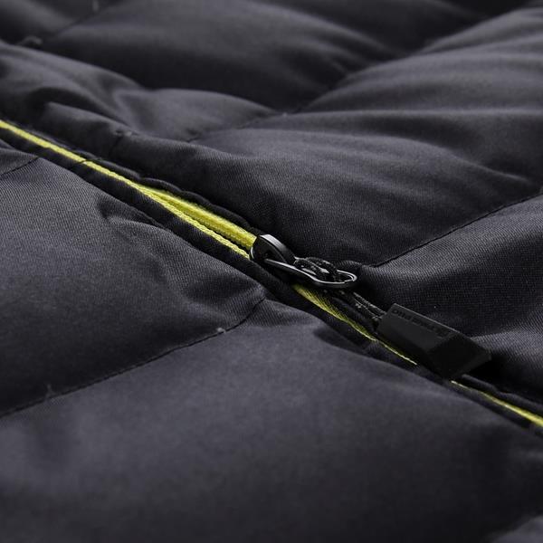 Černo-modrá pánská bunda Alpine Pro - velikost XXL