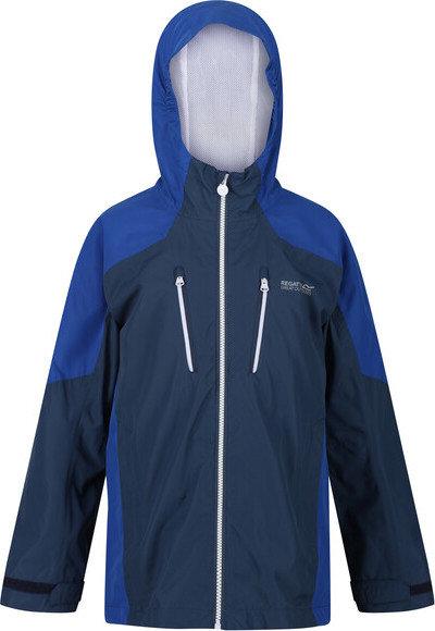 Modrá turistická bunda Regatta