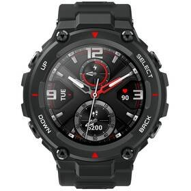 Černé chytré hodinky T-Rex, Xiaomi
