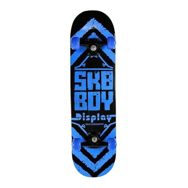 Modrý skateboard Nils Extreme - nosnost 80 kg