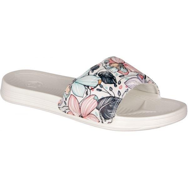 Bílé dámské pantofle Coqui - velikost 36 EU