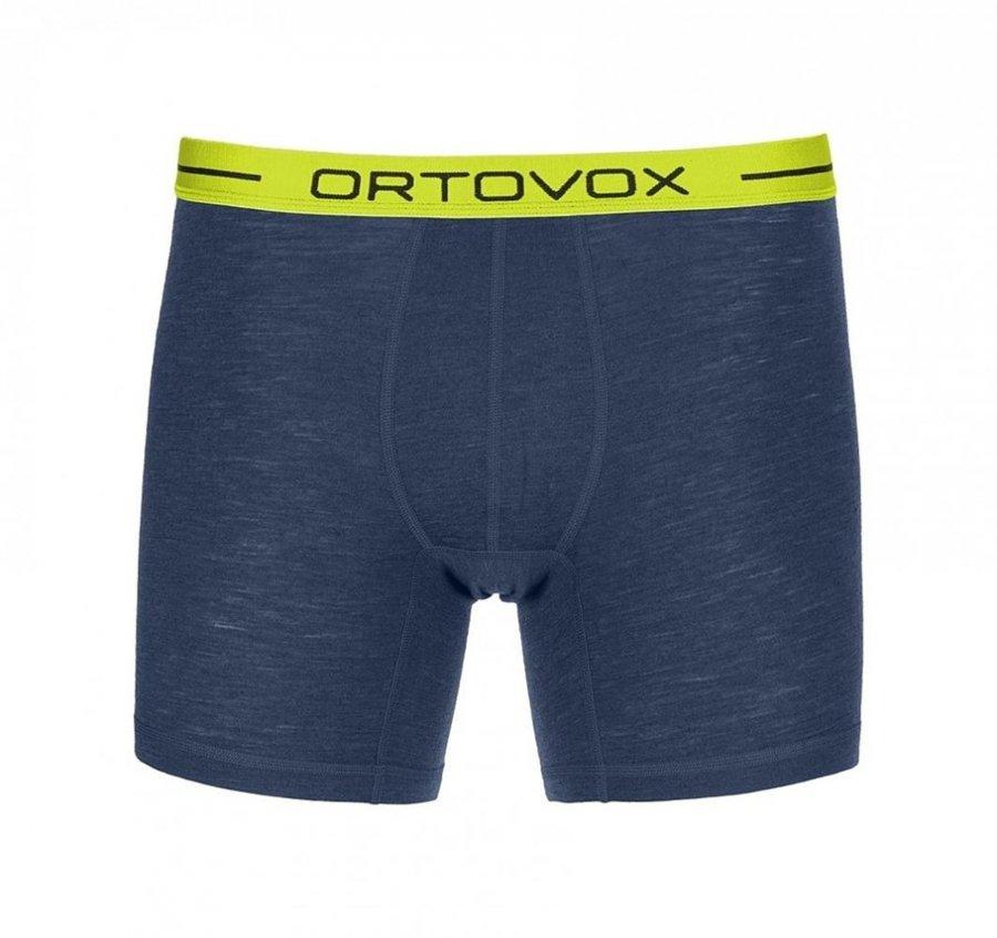 Modré pánské boxerky Ortovox - velikost S