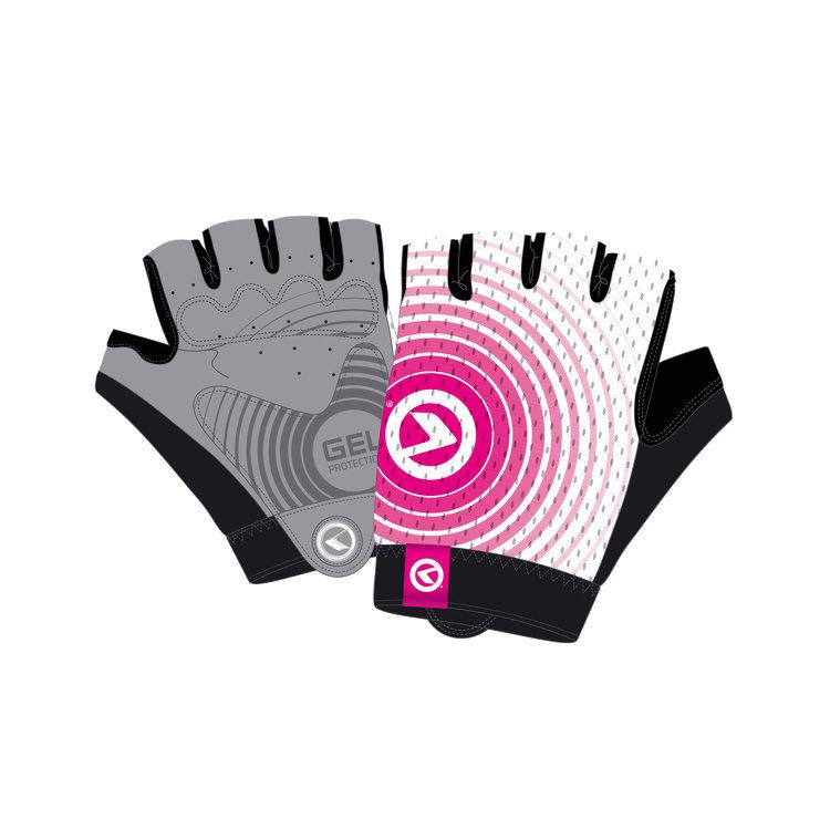 Pánské cyklistické rukavice Instinct Short, Kellys - velikost XL