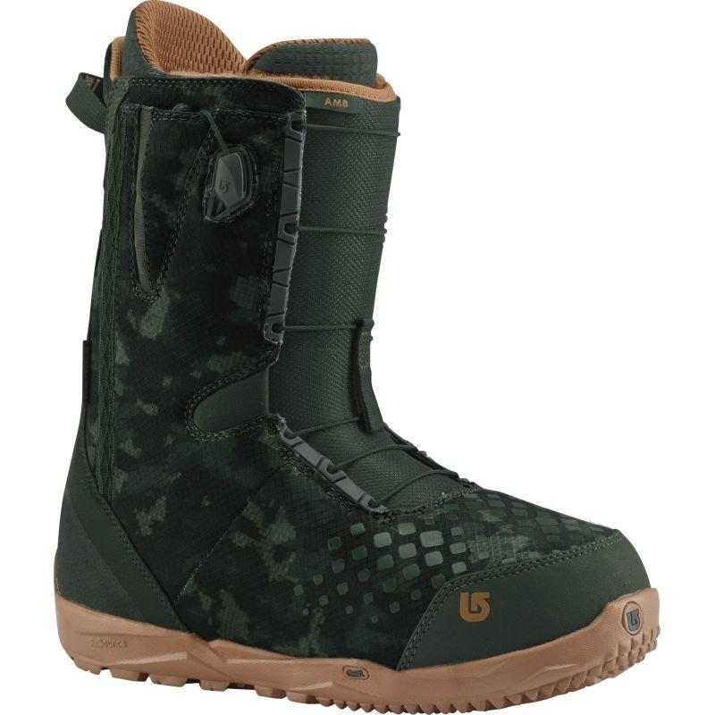 Zelené pánské boty na snowboard Burton - velikost 43,5 EU