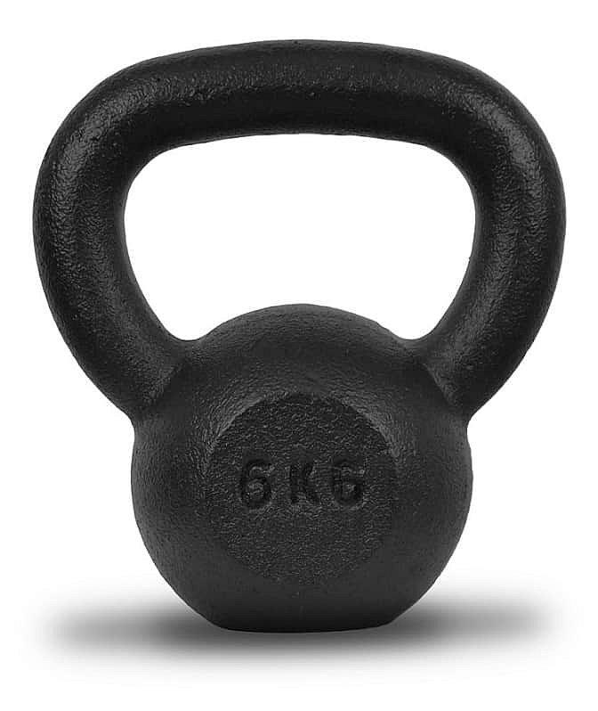 Kettlebell Lifefit - 6 kg