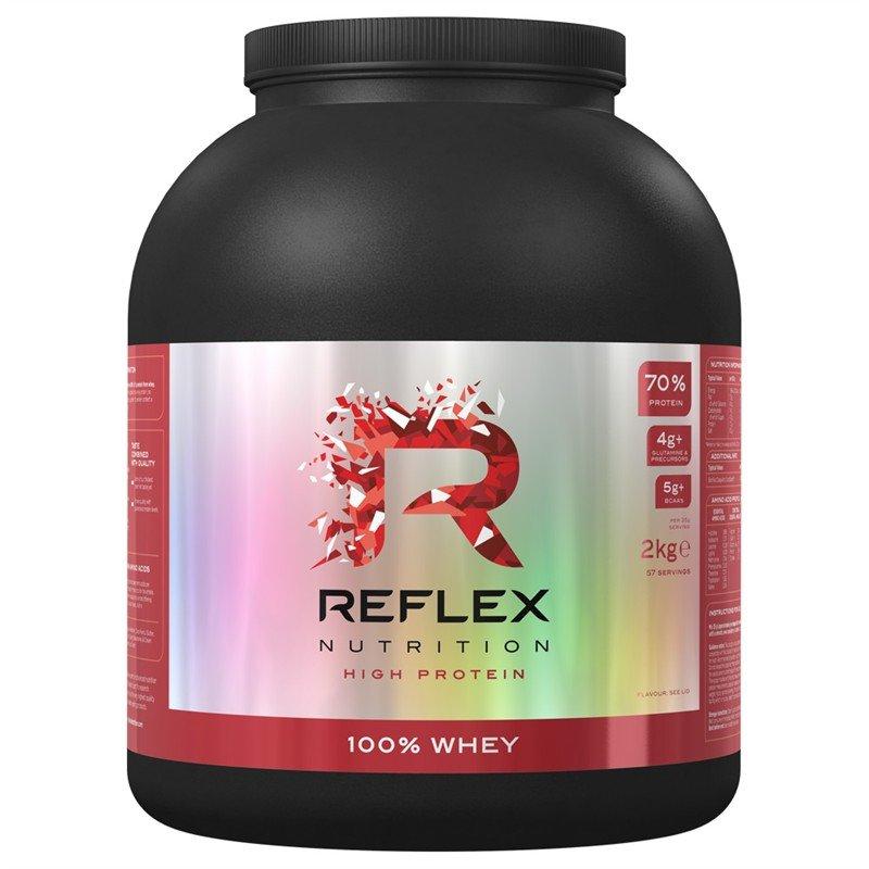 Syrovátkový protein Reflex