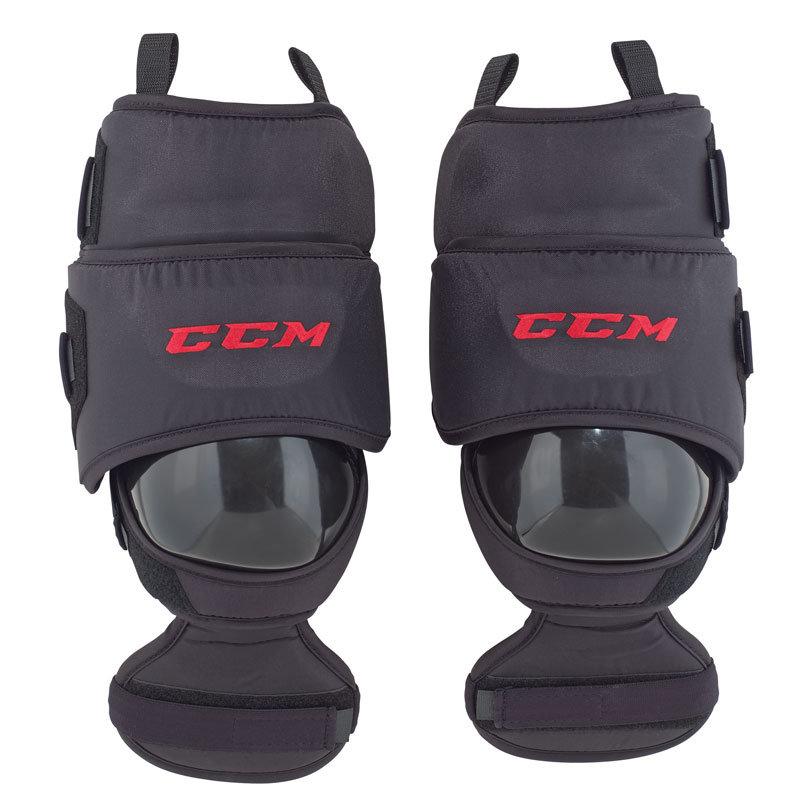 Brankářské hokejové nákolenice - Brankářské chrániče kolen CCM KP 500 Knee Protector Senior Velikost: Senior